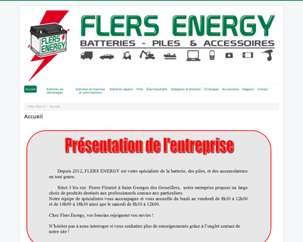 services Flers