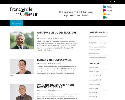 services Francheville