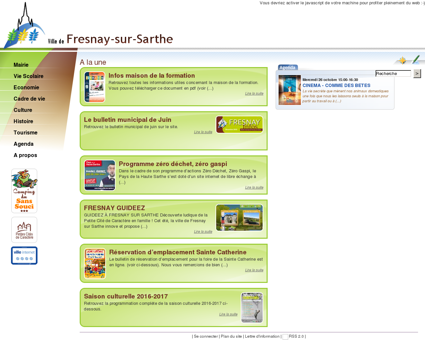 services Fresnay