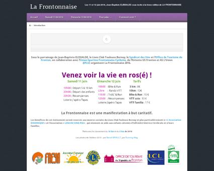 services Fronton