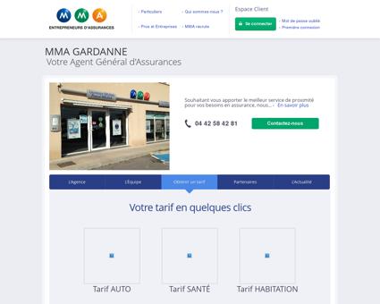 services Gardanne