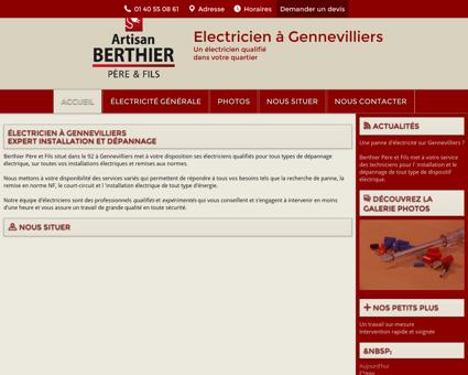 services Gennevilliers