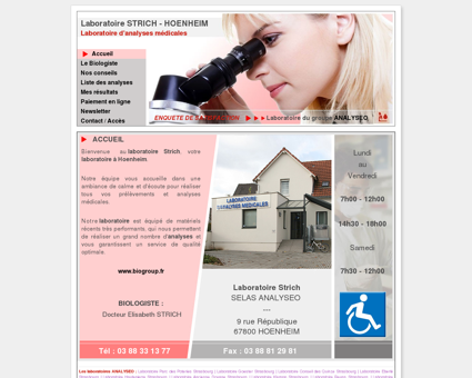 services Hœnheim