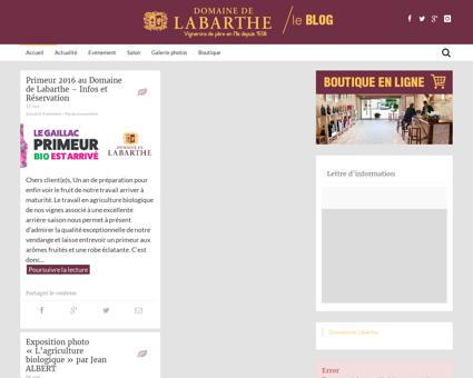 services Labarthe