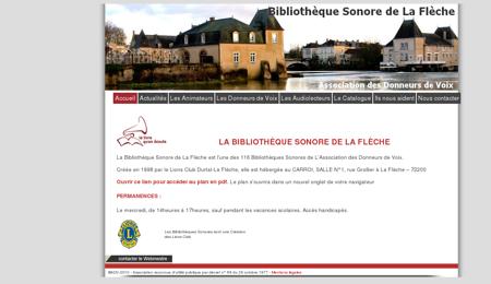services Flèche