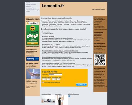 services Lamentin
