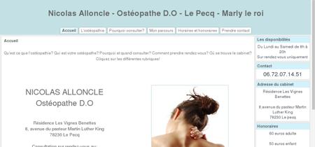 services Pecq