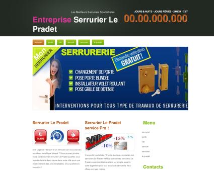 services Pradet