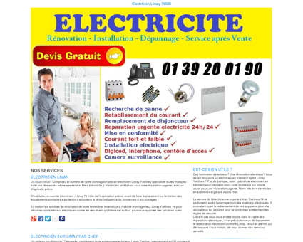services Limay.fr