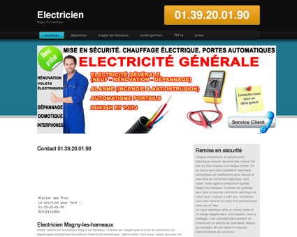 services Magny