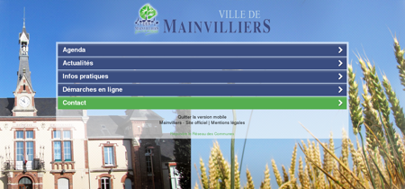 services Mainvilliers