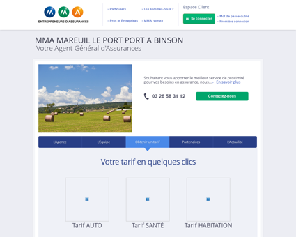 services Mareuil