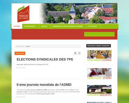 services Marigny