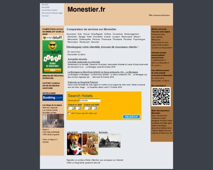 services Monestier