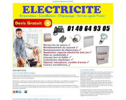 services Montfermeil