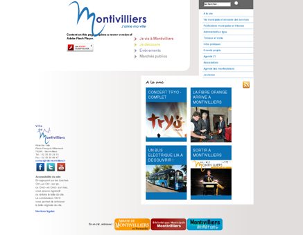 services Montivilliers