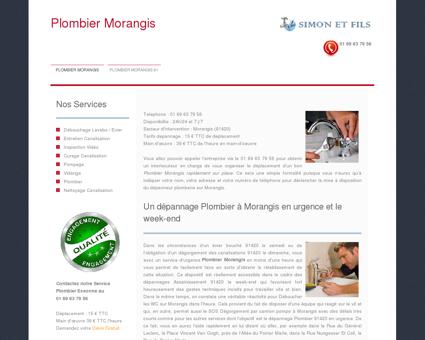 services Morangis