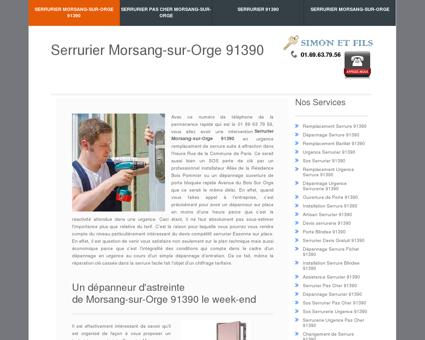 services Morsang Sur Orge