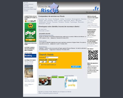 services Riscle