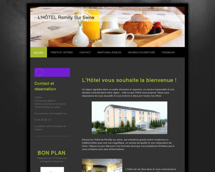 services Romilly