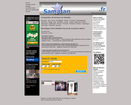 services Samatan