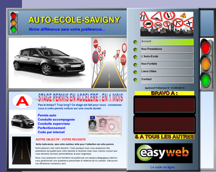 services Savigny