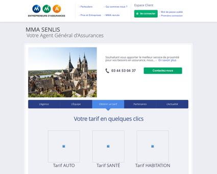 services Senlis