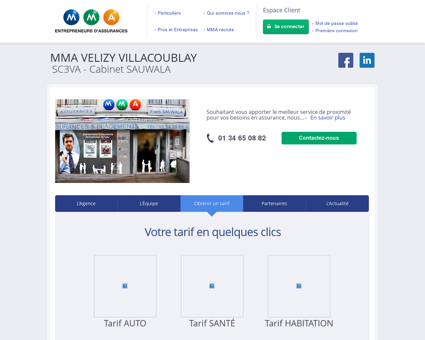 services Vélizy