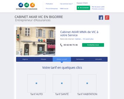services Vic En Bigorre