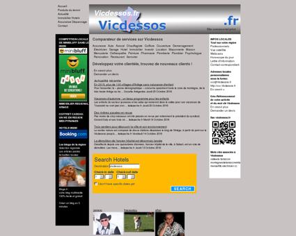 services Vicdessos