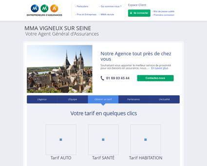 services Vigneux
