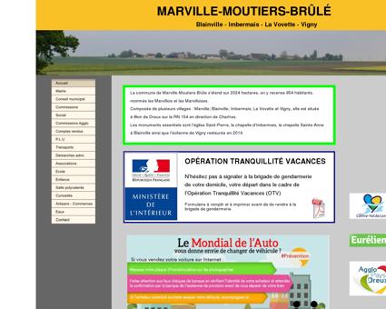 services Moutiers