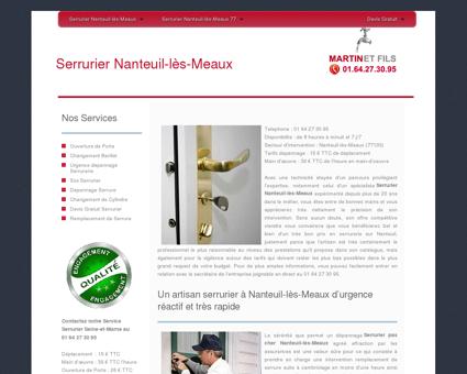 services Nanteuil