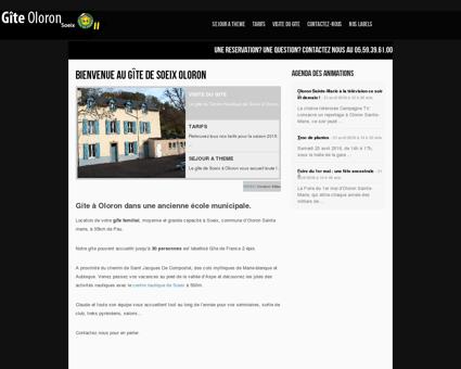 services Oloron