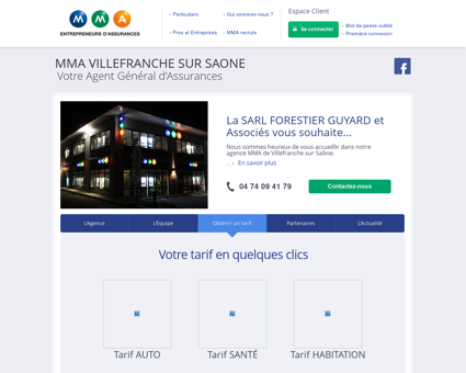 services Villefranche