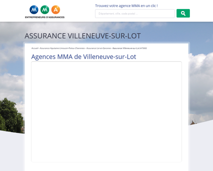 services Villeneuve Sur Lot