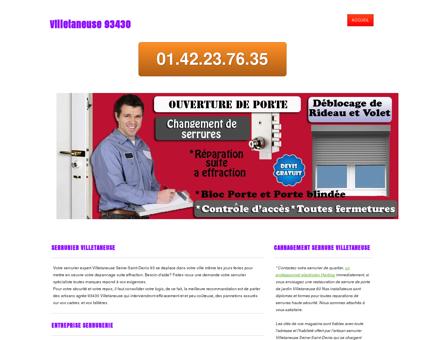 services Villetaneuse