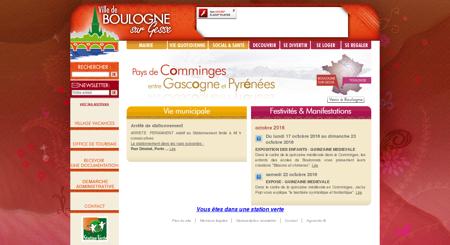 services Boulogne Sur Gesse