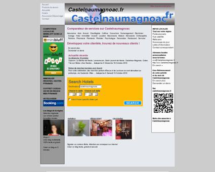 services Castelnau Magnoac