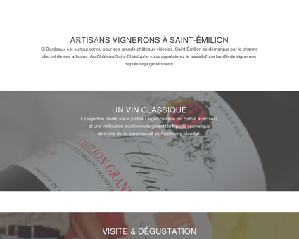 services Saint Christophe