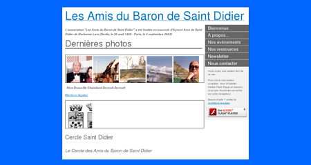 services Saint Didier