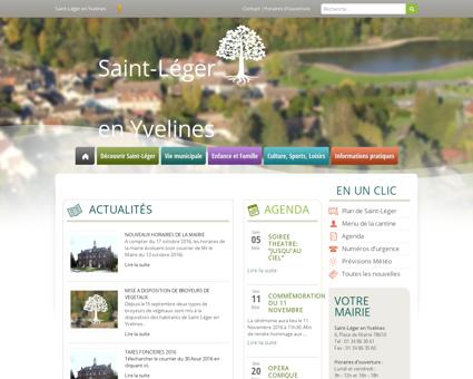 services Saint Léger