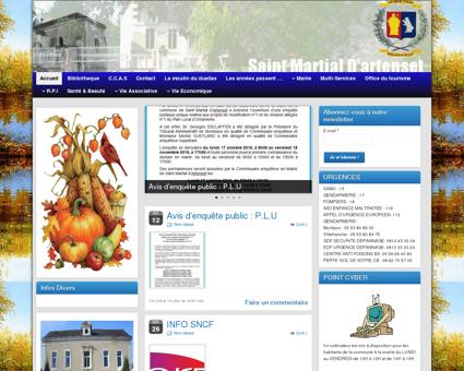 services Saint Martial