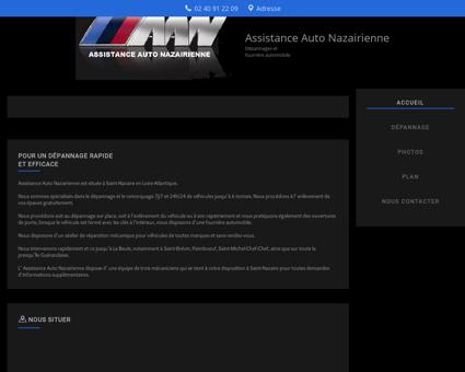 services Saint Nazaire