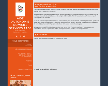 services Saint Omer