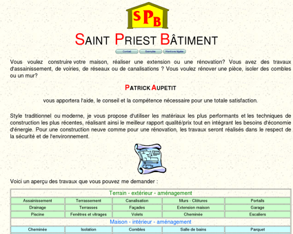 services Saint Priest