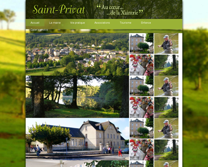 services Saint Privat