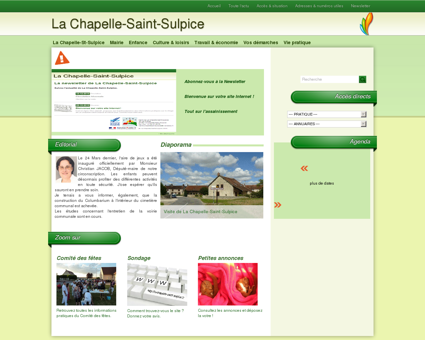 services Saint Sulpice