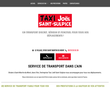 services Saint Sulpice