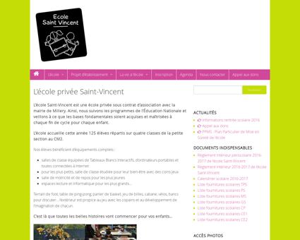 services Saint Vincent